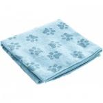 Spontex Pet Towel Microfibre ručník z mikrovlákna pro psy a kočky, 40 x 80 cm, 1 kus