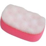 Spokar masážní houba, rozměr 14 × 9 × 5 cm