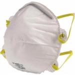 Mako respirační rouška jednorázová, jemný prach, FFP1, 3 ks