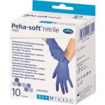 Pehsoft Nitril Jednorázové ochranné rukavice velikost S, 10 ks