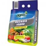 Agro dusíkaté vápno, 3 kg