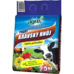 Agro kravský hnůj, 2,5 kg