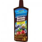 Agro Borůvky & Brusinky organo-minerální kapalné hnojivo, 1 l