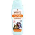 Herbavera Hafula, šampon pro psy a kočky, antiparazitní s konopím, 250 ml