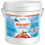 Laguna Quatro tablety multifunkční bazénová chemie, 2,4 kg