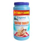 Laguna Quatro tablety multifunkční bazénová chemie, 1,4 kg