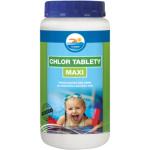 Probazen Maxi chlorové tablety pro dezinfekci vody, 1 kg