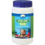 Probazen Chlor Šok k rychlé dezinfekci bazénu, 1,2 kg
