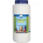 Probazen Multi tablety Maxi 5v1 multifunkční tablety do bazénů, 2,4 kg