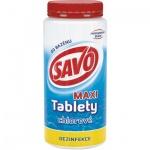 Savo bazén Maxi chlorové tablety dezinfekce vody, 1,4 kg