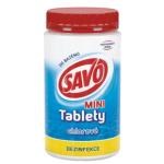 Savo bazén Mini chlorové tablety k dezinfekci vody, 0,9 kg
