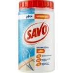 Savo bazén pH+, pro úpravu pH+ hodnoty v bazénu, zvyšuje hodnotu pH, zlepšení fungování chemie, 900 g