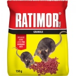 Ratimor Plus Bromadiolon nástraha na hlodavce, granule, 150 g
