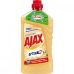 Ajax Optimal 7 Almond univerzální pro veškeré plochy v domácnosti, vůně mandlí, 1 l
