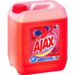 Ajax Floral Fiesta Red Flowers, univerzální čistící prostředek, 5 l
