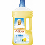 Mr. Proper Clean & Shine Lemon Universal, univerzální čistič podlah (i na lakované a laminát), 1 l