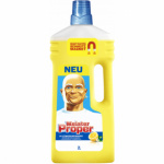 Mr. Proper Clean & Shine Lemon Universal, univerzální čistič podlah (i na lakované a laminát), 2 l