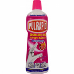 Madel Pulirapid Aceto, na vápenaté usazeniny, tekutý čistič s přírodním octem, 750 ml