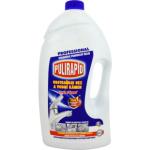 Madel Pulirapid Classico, na rez a vodní kámen, tekutý čistič, 5 l