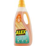 Alex Extra péče, mýdlový čistič na laminátové plovoucí podlahy, s pomerančovou vůní, 750 ml