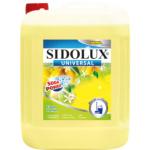 Sidolux universal soda Power čerstvý citrón, 5 l