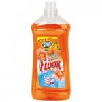 Gold Drop Floor Active Soda, universální čistící prostředek na podlahy a jiné povrchy, 1,5 l