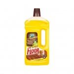 Gold Drop Floor Lemon Oil, čistič dřeva s citrónovým olejem, 1 l