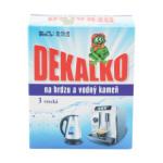 Důbrava Dekalko práškový přípravek na rez a vodní kámen, 5 sáčků, 150 g