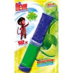 Dr. Devil WC bodový blok Lime Twister, 75 ml