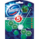 Domestos Power 5 Pine WC tuhý blok, 55 g