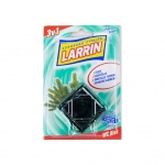 Larrin 3v1 Pine Fresh, WC blok do nádrže, vůně borovice, 50 g