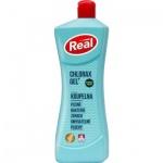 Real Chlorax gel, desinfekční univerzální čistič na skvrny, pachy, bakterie, odpady, 650 g