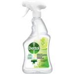 Dettol Limetka & Máta, antibakteriální sprej, dezinfekční čistič, 500 ml