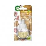 Air Wick vánoční cukroví elektrický osvěžovač náhradní náplň 19 ml