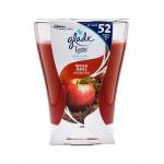 Glade Maxi jablko a skořice svíčka 224 g
