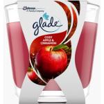 Glade Decor svíčka jablko a skořice, 70 g