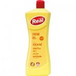 Real Creme Gel, univerzální čisticí gel do kuchyně a koupelny, 650 g