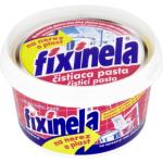 Fixinela na nerezové nádobí a plasty, čistící pasta, 200 g