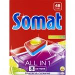 Somat All In 1 Lemon tablety do myčky 48 ks