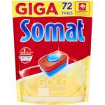 Somat Gold tablety do myčky, 72 ks