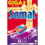Somat All In 1 Lemon tablety do myčky 130 ks