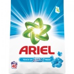 Ariel Touch of Lenor prací prášek, 40 dávek, 3 kg