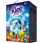 Herr Klee Color prací prášek na barevné prádlo, 120 dávek 10 kg