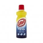 Savo Perex svěží vůně, parfémovaný přípravek pro předpírání a bělení prádla, 1 l
