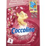 Coccolino Fuchsia Passion vonné sáčky růžové 3 ks