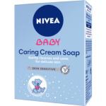 Nivea Baby krémové mýdlo pro děti, 100 g