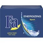 Fa Energizing sport tuhé mýdlo, 90 g