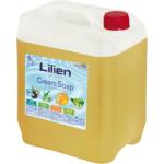 Lilien Honey tekuté mýdlo, náplň, 5 l