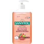 Sanytol grapefruit a svěží citrón dezinfekční mýdlo na ruce s dávkovačem, 250 ml