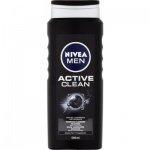 Nivea Men Active clean sprchový gel 500 ml